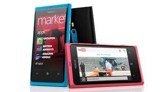 Nokia Lumia 800 - Akkulaufzeit wird durch Update fast verdreifacht