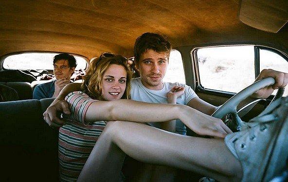 Von Twilight zu On the Road: Kristen Stewart, ein Trailer und blanke Brüste