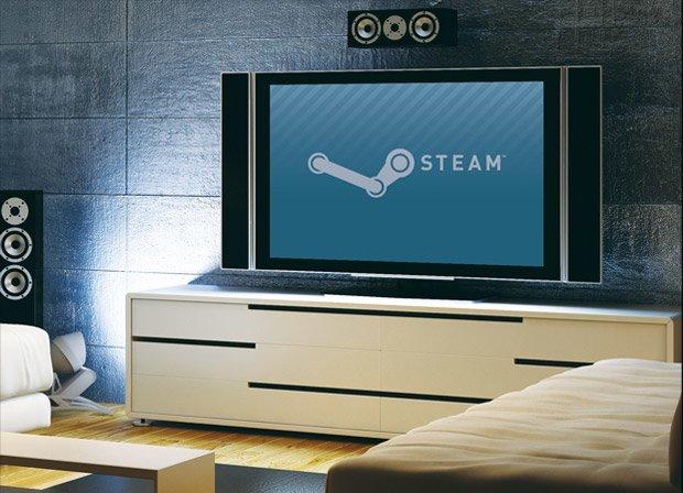 Valve: Steam Box in Arbeit?