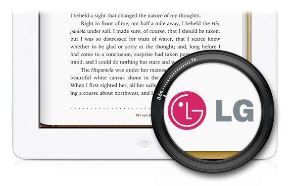 iPad 3: Auch LG ist Zulieferer für das Retina-Display