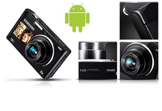 Samsung denkt über Android-Kameras nach