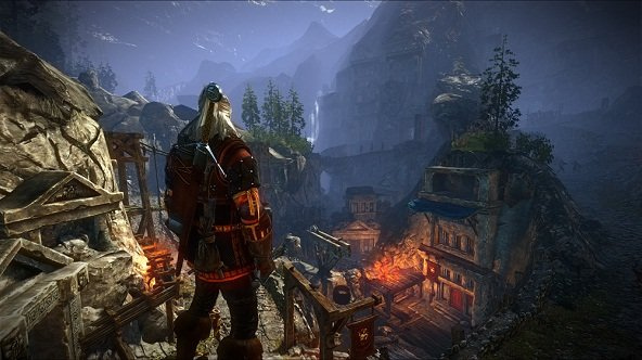 The Witcher 2: Trailer zur Vorgeschichte