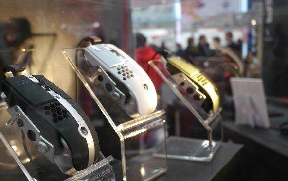 CeBIT 2012 - BMW-Designworks Level 10 M Gamer-Maus endlich offiziell mit Video