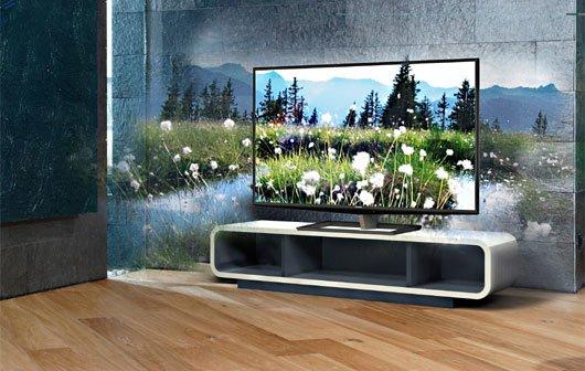 Toshiba bringt erstes 3D-TV ohne Brille nach Europa