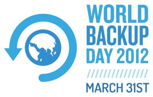 "Festplatten-Verlosung zum ""World Backup Day 2012"""