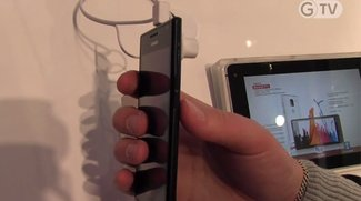 Huawei Ascend P1 S im Hands-On