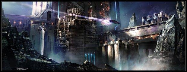 Alien Fear: Sci-Fi Shooter kommt für PSN und XBLA