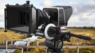 Blackmagic Cinema Camera: Videokamera mit Thunderbolt-Anschluss