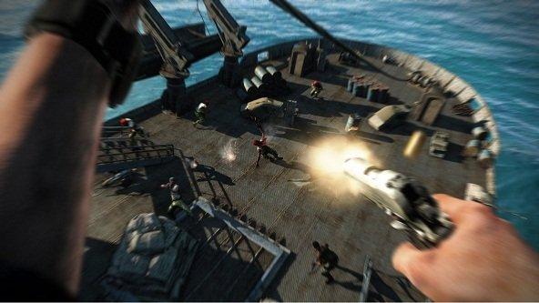 Far Cry 3: Neuer Trailer stellt Buck vor
