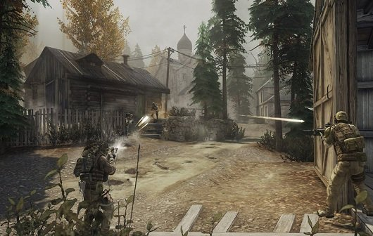 Ghost Recon - Future Soldier: Video zeigt Walkthrough einer Stealth-Mission