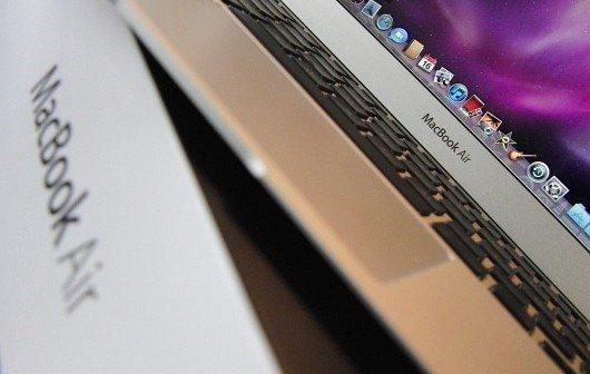 MacBook Air: Apple veröffentlicht Software Update 1.0 für neue Modelle