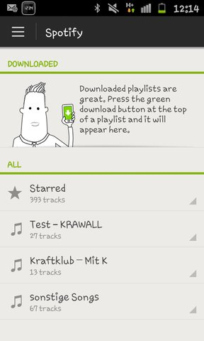Spotify Android new BETA 20.04 Pic4
