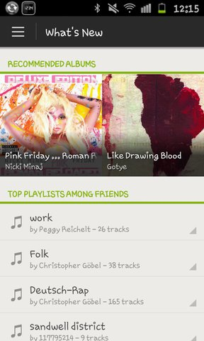 Spotify Android new BETA 20.04 Pic5