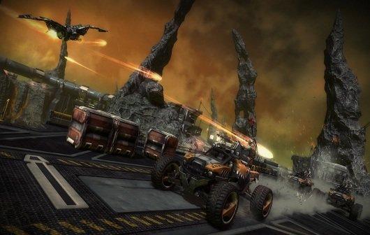 Lightbox Interactive: Starhawk Entwickler entlässt Großteil seiner Mitarbeiter