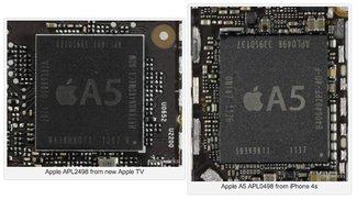 Neues Apple TV: Kleinerer A5-Chip als Test für 32-Nanometer-Fertigung