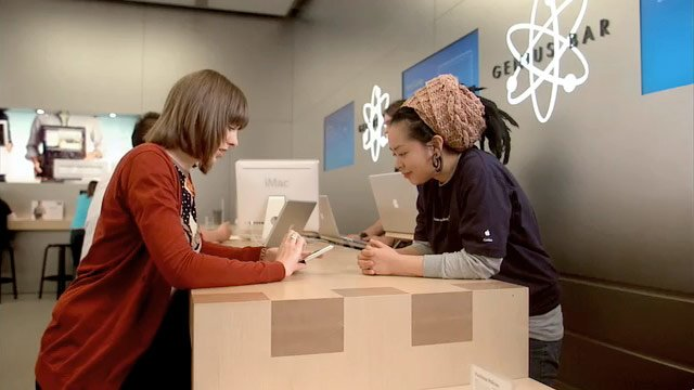 "Apple Store: Neue ""Concierge""-App soll Wartezeiten für ""Genies"" verkürzen"