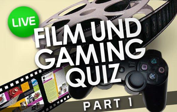 GIGA LIVE - Gaming- & Filmquiz + Kinect Star Wars - Teil 1