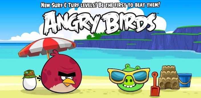 Angry Birds: Kultspiel hat Update mit 15 neuen Levels bekommen