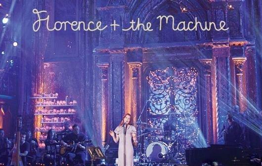 """Florence And The Machine: """"MTV Unplugged"""" kostenlos per Stream gucken"""