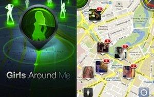 """Apple entfernt Stalker-App """"Girls Around Me"""""""