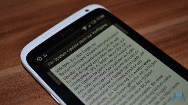 HTC One X: Telekom-Update steht bereit, O2 folgt in Kürze