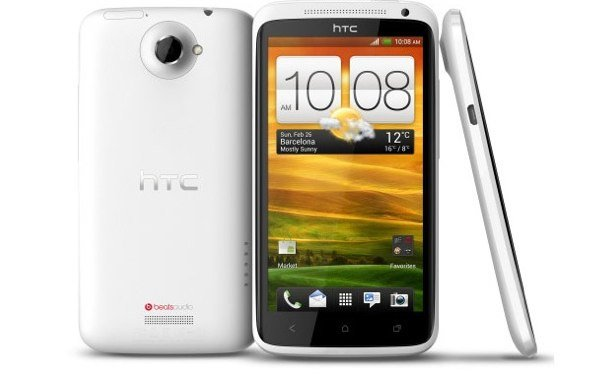 HTC One X: WLAN-Antene wird für besseren Empfang umgebaut