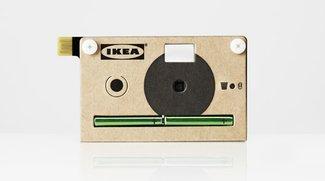 Ikea PS Knäppa: Die Digitalkamera aus Pappe