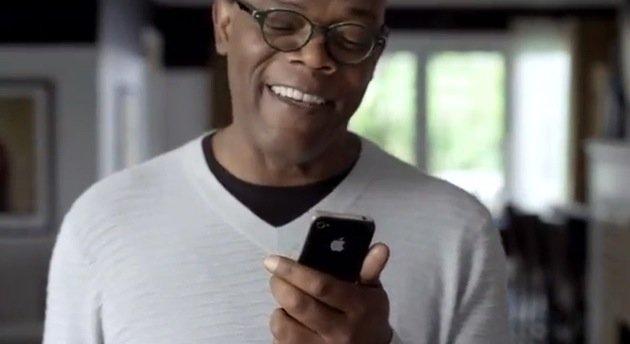 iPhone 4S: Neue Werbespots mit Samuel L. Jackson und Zooey Deschanel