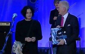 """Jack White: """"Sixteen Saltines""""-Video vom Solo-Album, live bei Harald Schmidt"""