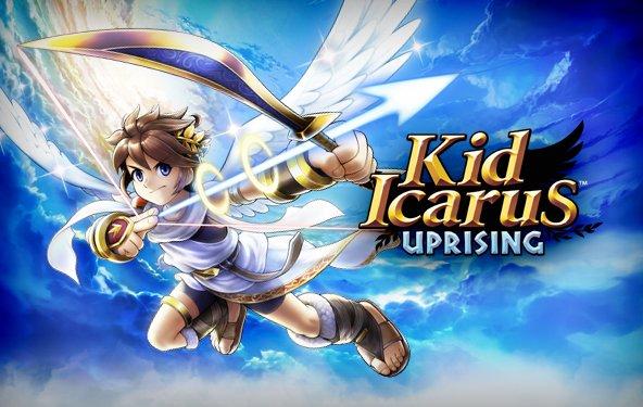 Kid Icarus Kurzcheck: Das Spiel mit eingebauter Sehnenscheidenentzündung.
