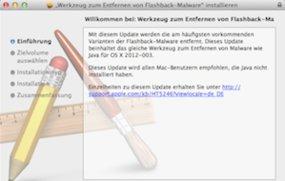 Apple veröffentlicht Flashback-Entfernungs-Tool
