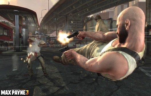 Max Payne 3: Platz 1 in den UK Verkaufscharts