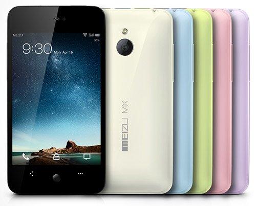 Meizu MX kommt mit Samsung Exynos Quad-Core