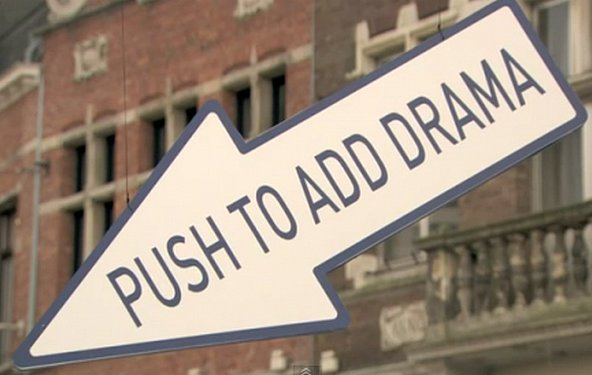 Push to add drama - TNT Belgien kennt Werbung