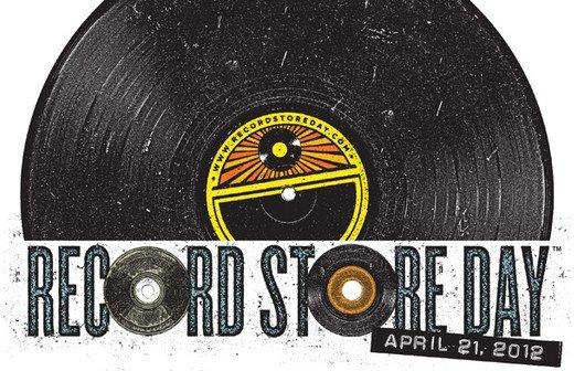 Samstag ist Record Store Day - weltweit exklusive Veröffentlichungen und Instore-Konzerte