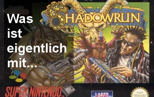 Kickstarter: Shadowrun Returns finanziert
