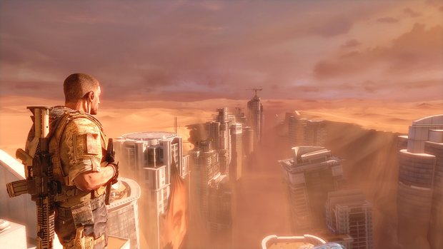 Spec Ops - The Line: Multiplayer-Trailer schickt euch in die Wüste