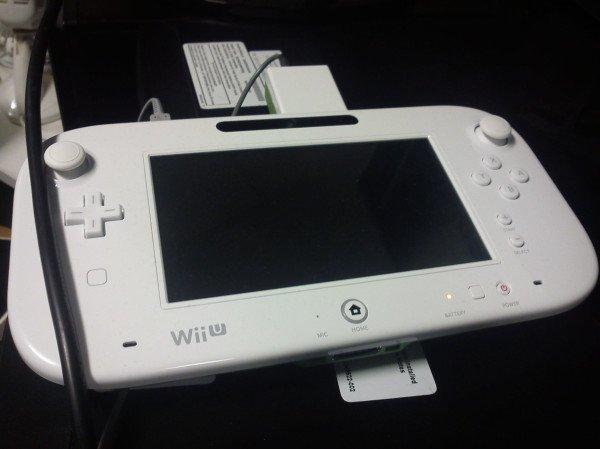 Wii U: Foto von neuem Controller aufgetaucht
