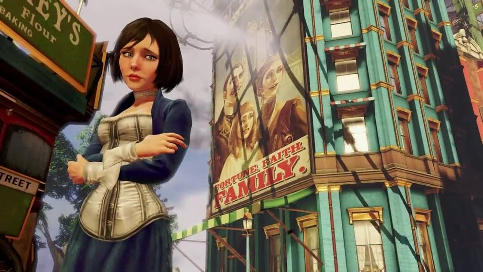 Bioshock Infinite: Hat definitiv keinen Multiplayer-Modus