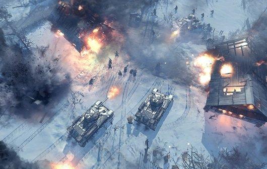 Company of Heroes 2: Offizielle Ankündigung von THQ