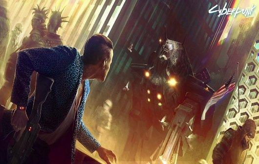 Cyberpunk: Das neue Spiel der Witcher-Macher