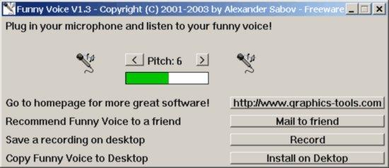 Funny-Voice