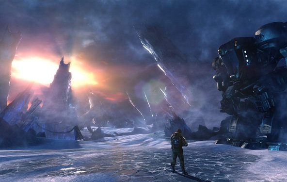 Lost Planet 3: Gameplay-Videos zeigen den Anfang des Spiels