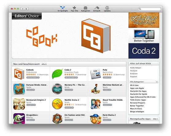 Neu im App Store: Kostenlose App der Woche und Editors Choice