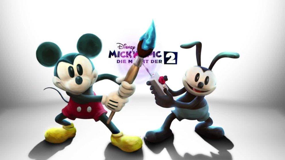 Disney Micky Epic - Die Macht der 2: Neuer Trailer veröffentlicht