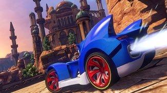 SEGA: Sonic All-Stars Racing Transformed 1 Million Mal verkauft
