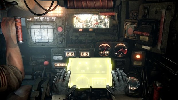 Steel Battalion - Heavy Armor: Schwierigkeitsgrad nicht typisch Kinect