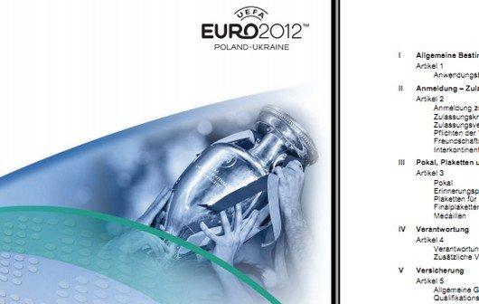 UEFA EM-Regeln 2012: Alles über Gelbe Karten, Spiel um Platz 3, Elfmeter, Direktvergleich, Modus