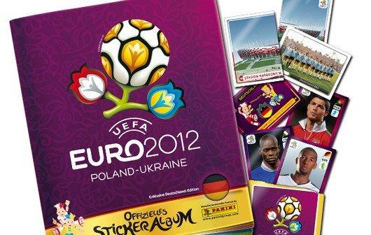 EM-Sammelbilder-Tipps: Panini und Duplo wissen, wer zur Euro 2012 fährt