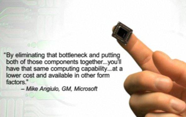 AMD Trinity passt auch in Spielkonsolen